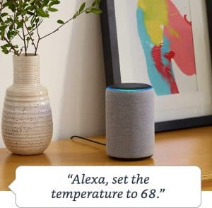 The Alexa Echo Plus is the cornerstone of your Alexa Home System