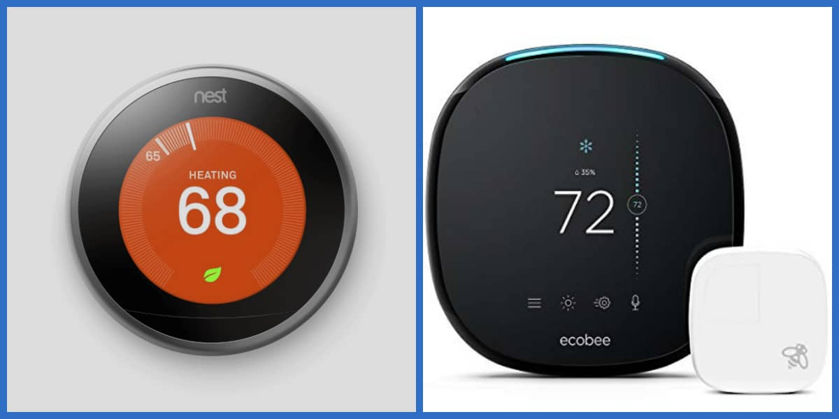 Alexa Thermostat Review