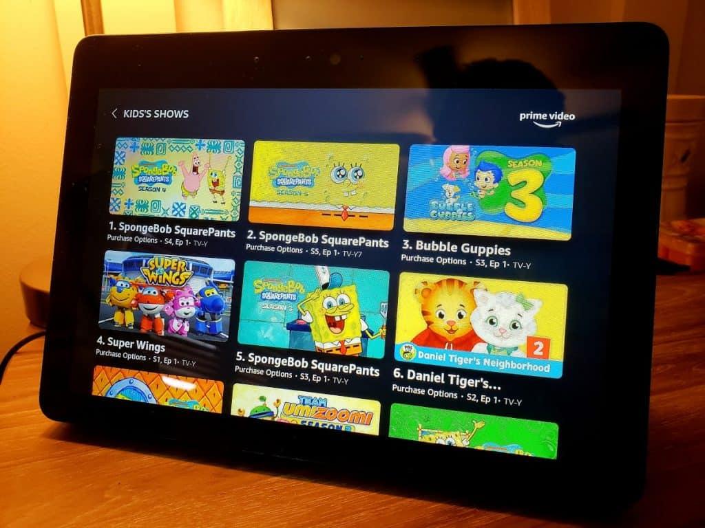 Alexa Echo Show Baby Monitor