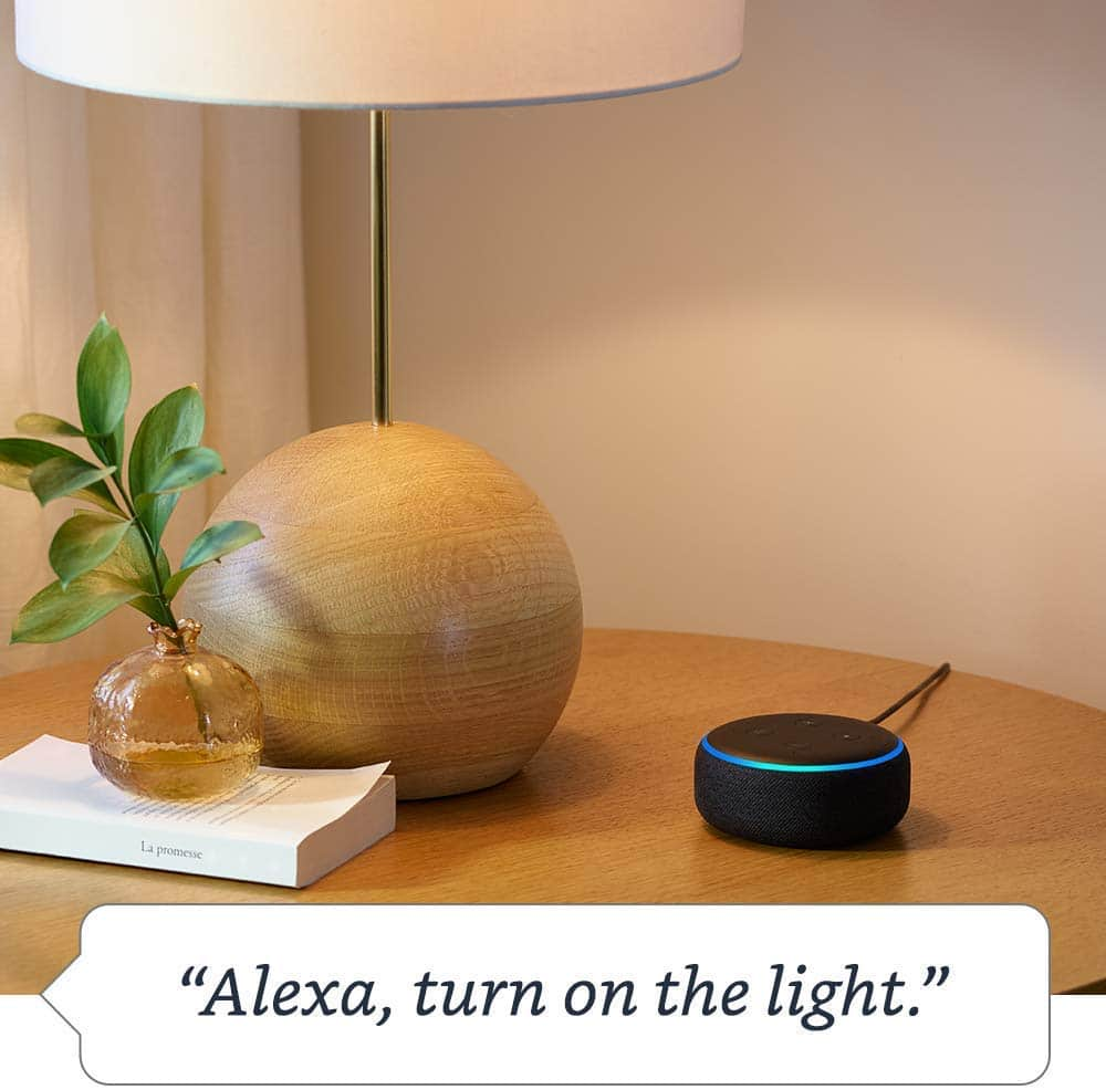 Echo Dot Vs Alexa