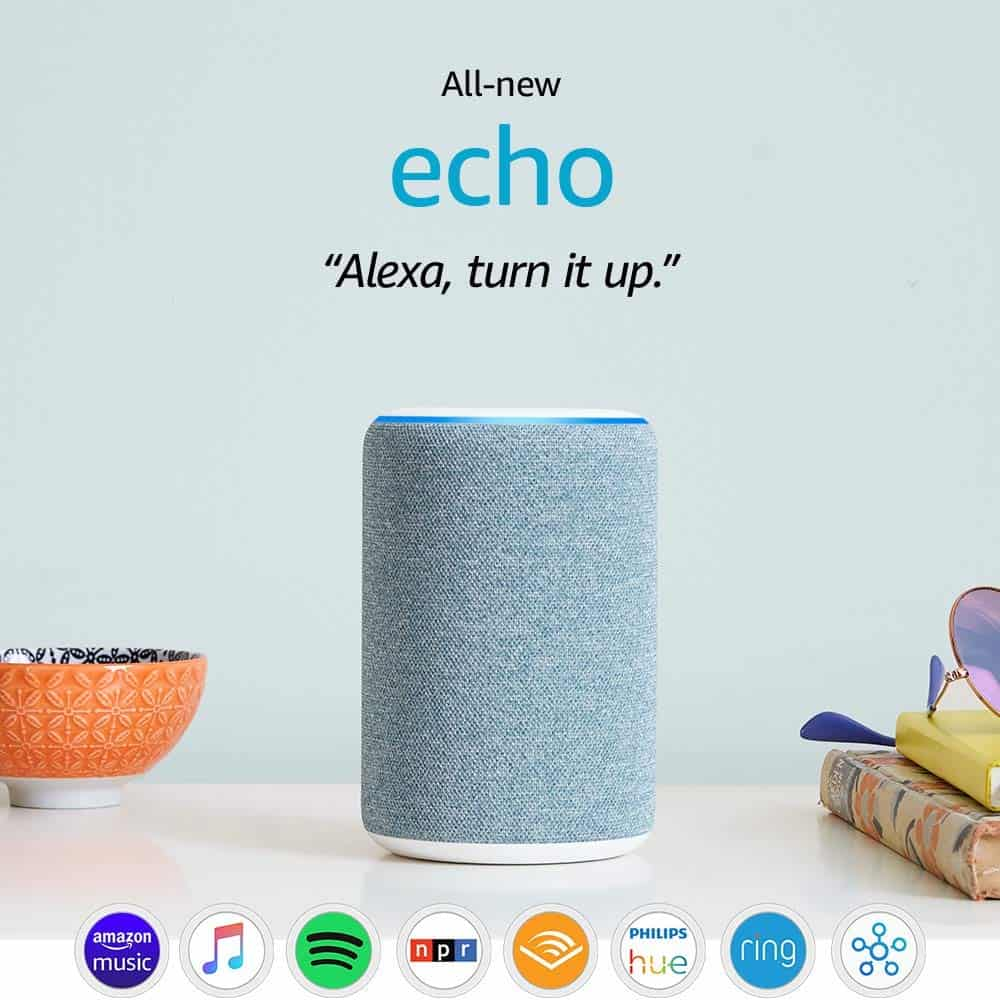 Alexa vs Echo 3rd Gen