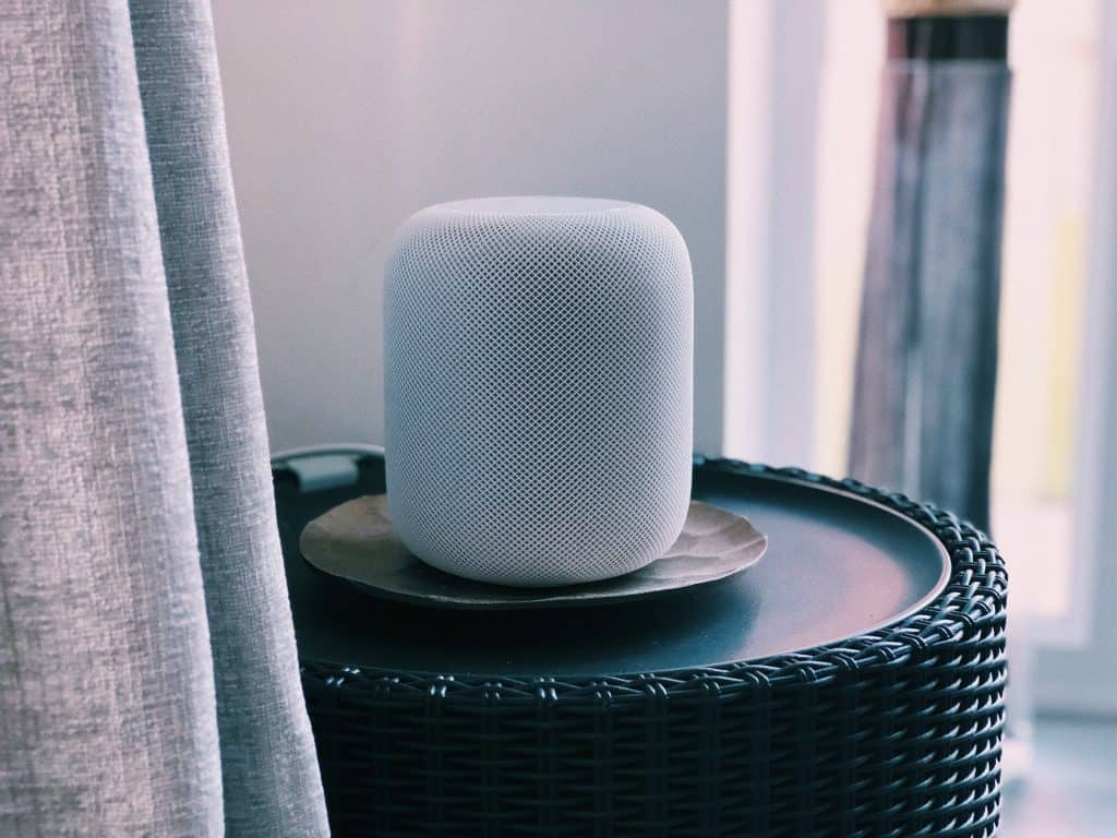 Apple HomePod is equipped with HomeKit