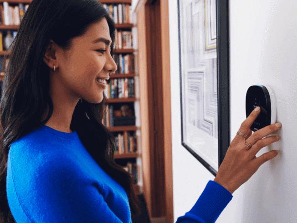ecobee Smartthemostat is compatible with Apple HomeKit