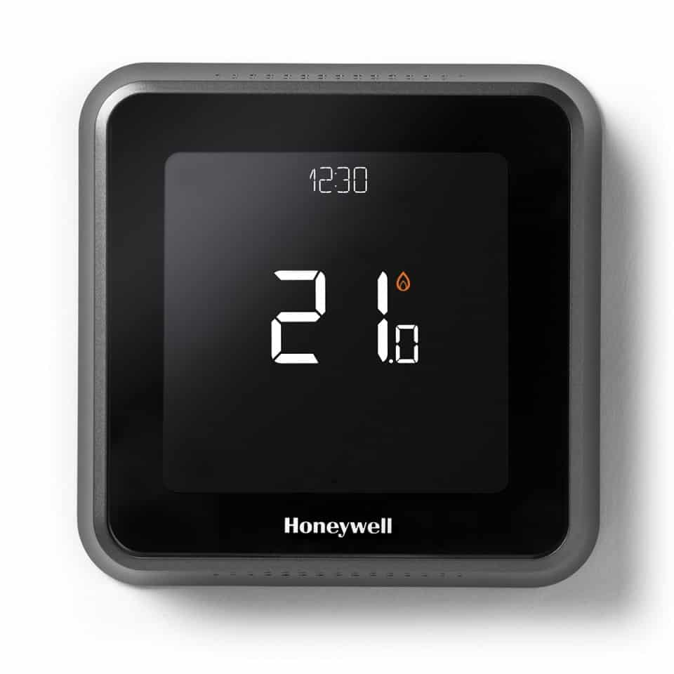 Honeywell Lyric thermostats are compatible with HomeKit