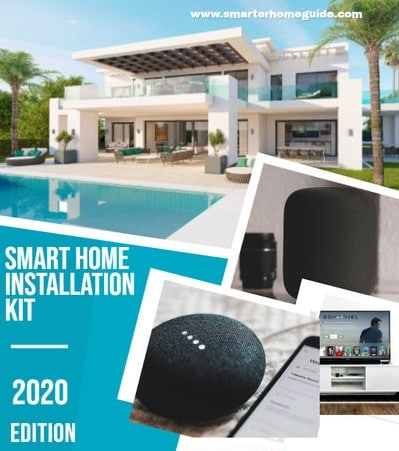 Alexa Smart Home Installation Kit