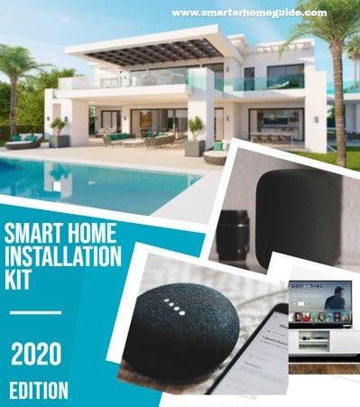 Alexa Smart Home Installation Kit