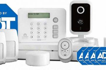 Lifeshield Smart Home Security Kit
