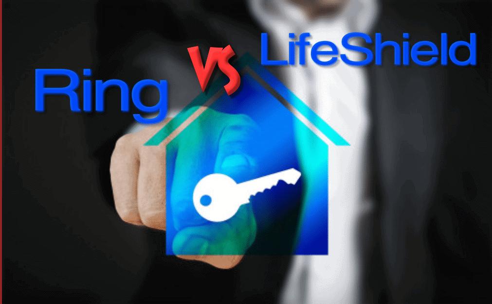 LifeShield Vs Ring