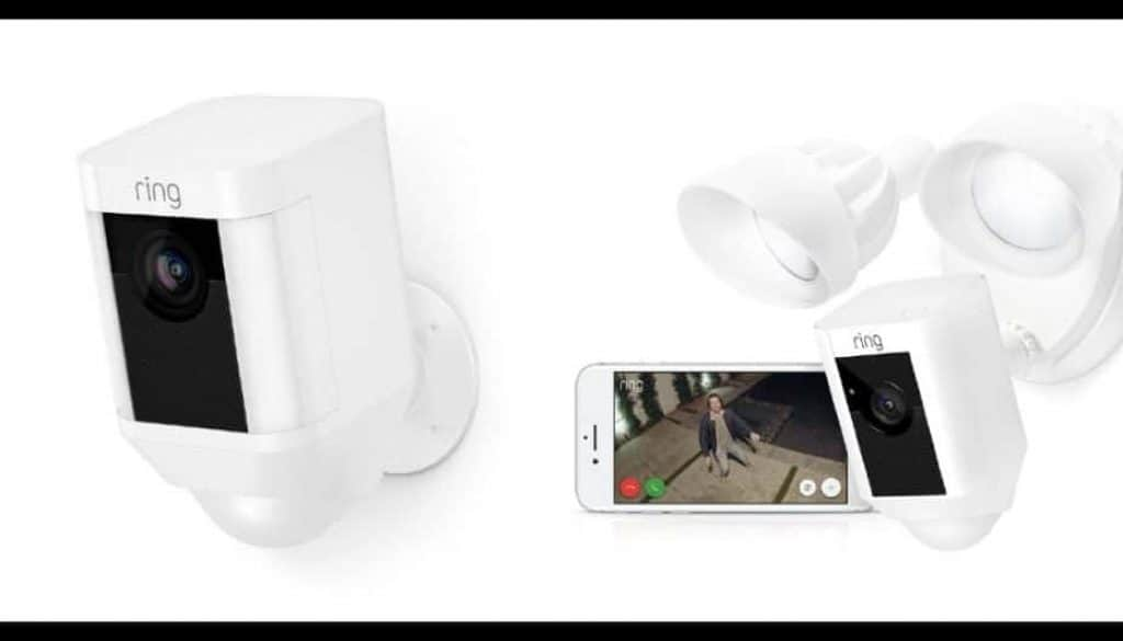 Are Floodlight Cams and Spotlight Cams Weatherproof