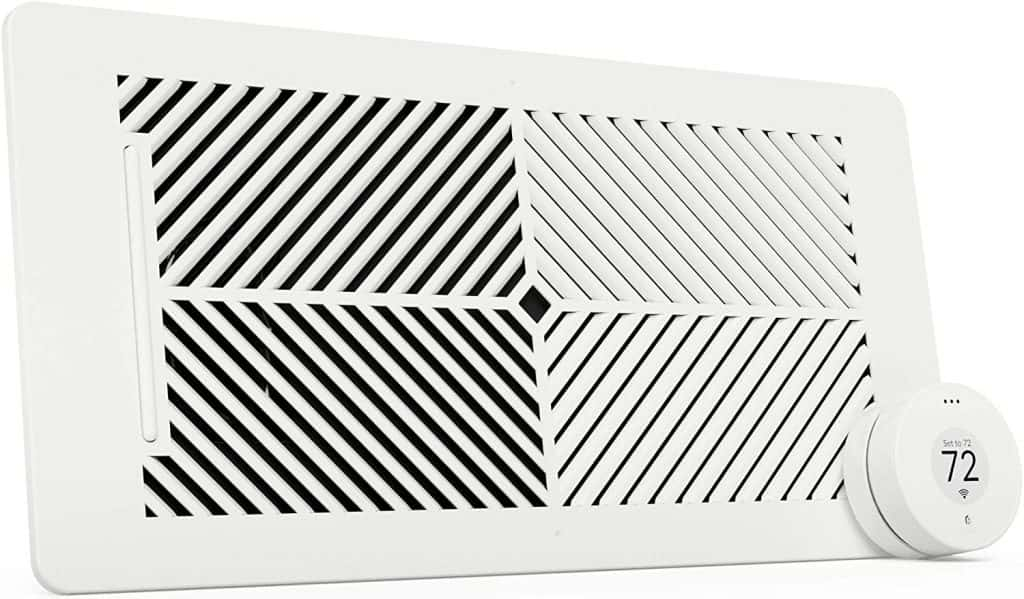 The Flair Smart Vent with Puck