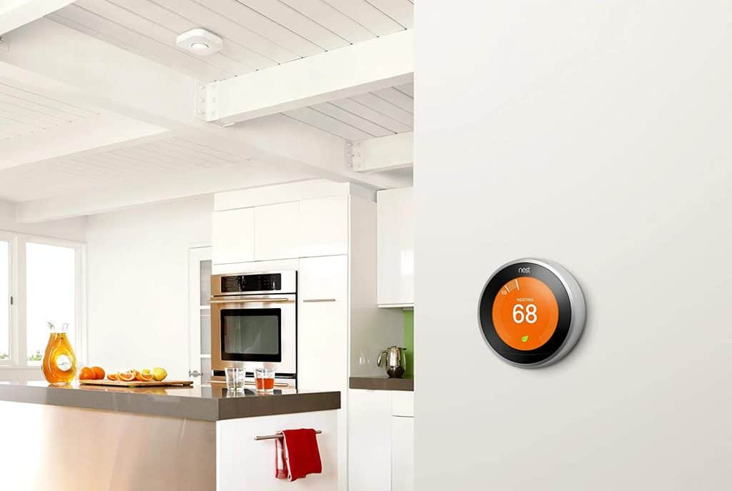 Smart vents for Nest Thermostats