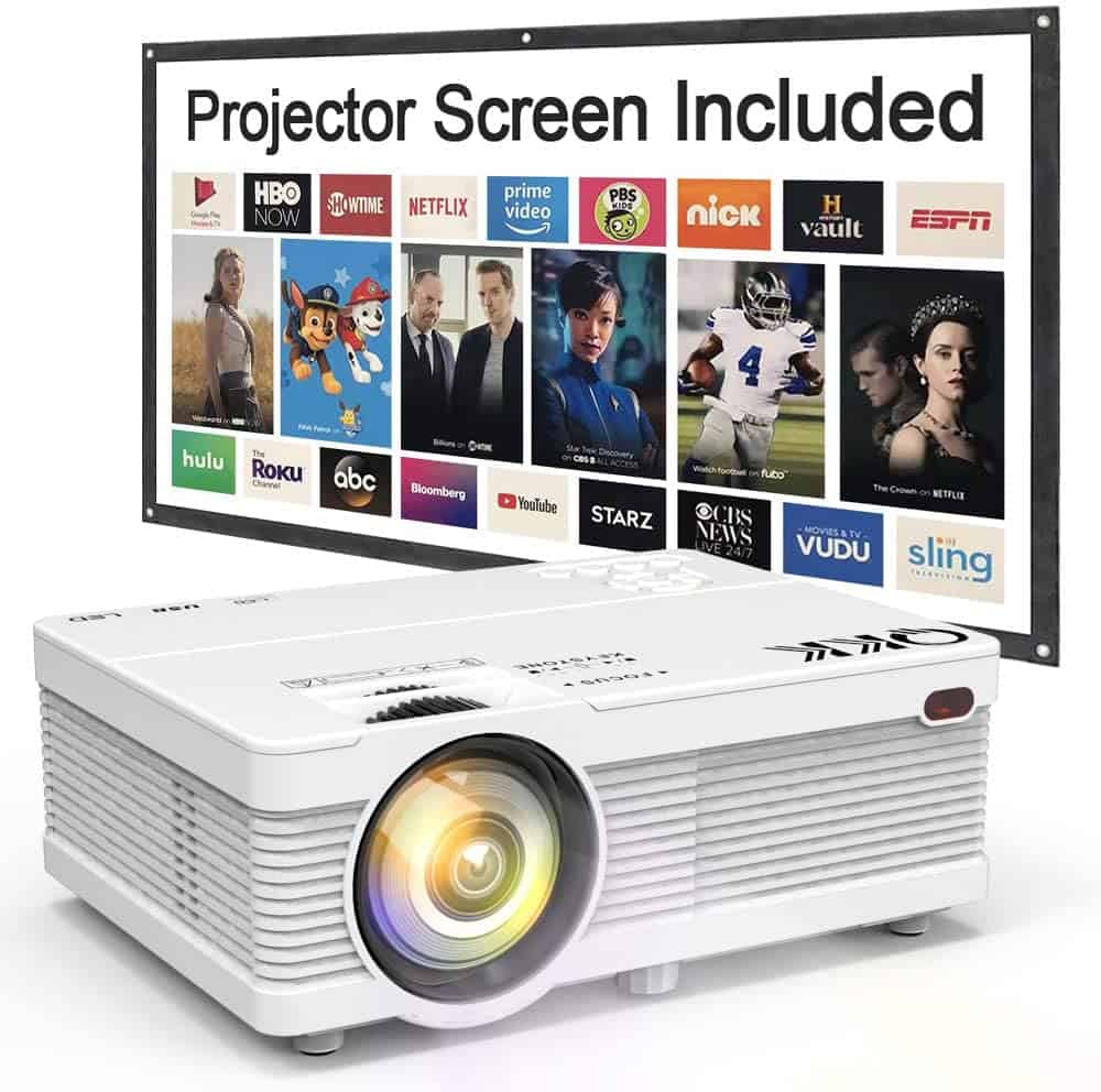 projector for small home theater room