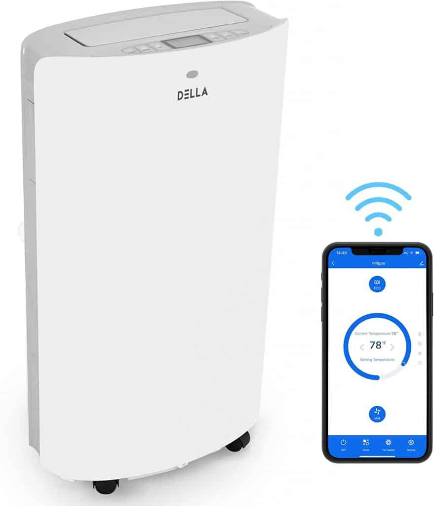 Best Portable A/C - Della