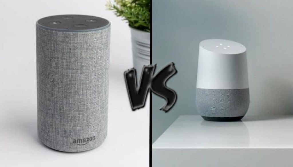 What's The Difference Between Google Home and Alexa
