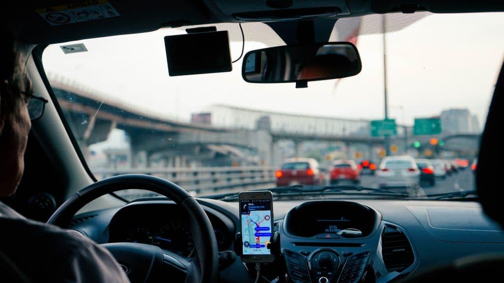 Google Driving Mode