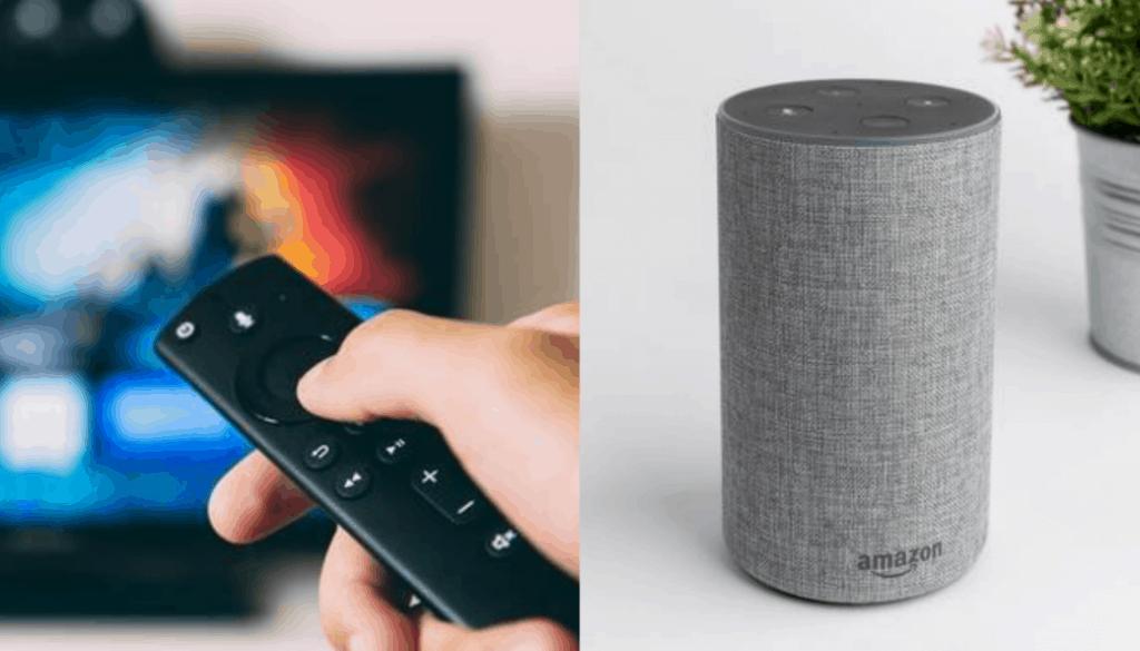 Smart TV With Alexa Built-In