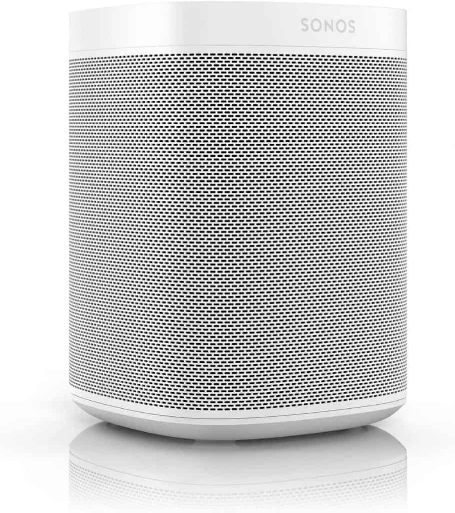Sonos One - excellent audio quality for music with built-in Alexa