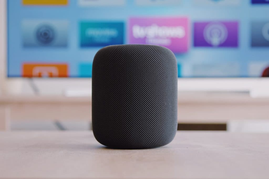 Apple HomePod is a great sounding smart speaker for jamming tunes