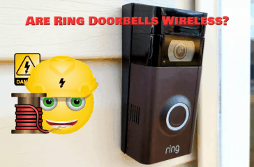 Are Ring Doorbells Wireless