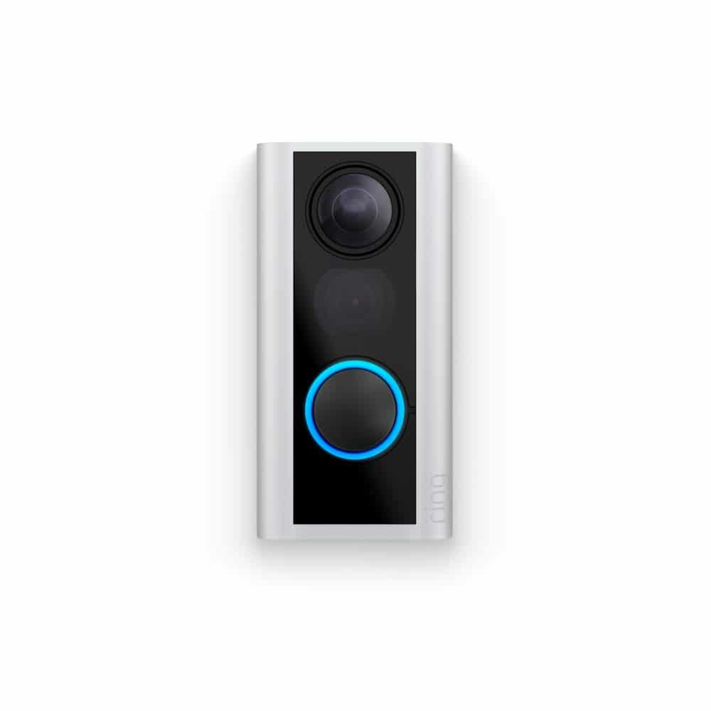 The Ring Peephole Camera Is Completely Wireless